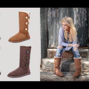 UGG Bailey Button Triplet Boot 7